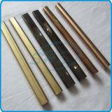 Steel di acciaio inossidabile Welded Pipes (Tubes) con il Titanio-Plated