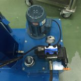 Granulierter vertikaler Farben-Plastikmischer/Tabletten-materielle Plastikmischmaschine