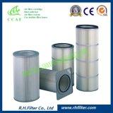 Cartuccia di filtro dell'aria del collettore di polveri della polvere dello spruzzo di Ccaf