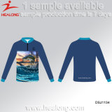 A personnalisé n'importe quelle Ultra-violet-Épreuve faite sur commande Jersey de pêche uniforme de logo