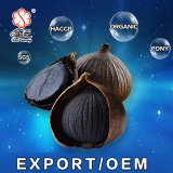 Bom gosto Fermented Peeled Single Black Garlic (500g / can)