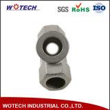 機械装置のためのカスタマイズされた投資鋳造の管付属品Ppap