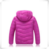 2016 New Style Factory Stock Down Jacket Criança Boy Girl Biker Jacket 601