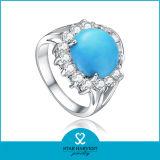 De Zilveren Juwelen van de Manier van de beste Vrouwen van het Ontwerp (SH j-0140)