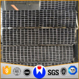 Redondo estructural del carbón Pre-Galvanizado