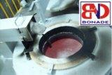 Type de chauffage au gaz inclinant le four de creuset pour la fonte d'alliage d'aluminium