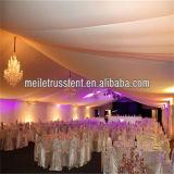 Partei-Hochzeits-Festzelt-im Freien populärer 300 Leute Streth Miete Belüftung-Großhandelsfreier Raum das meiste populäre heiße Personen-Ereignis-Zelt des Verkaufs-Luxus-1000