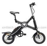 中国の電気バイクFoldable 36V 350Wの携帯用電気自転車