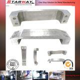 精密機械化の鋼鉄鉄アルミニウム青銅CNCの機械化