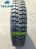 한국 Market (12R22.5)를 위한 Ogreen All Steel Radial Truck Tyre