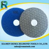 Electroplated 닦는 패드의 Romatools 다이아몬드 닦는 패드