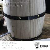 Baril de vin en bois de whiskey de mariage fait sur commande de Hongdao pour la décoration ou l'Use_L