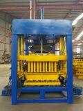 Konkreter automatischer Ziegelstein/Block der Straßenbetoniermaschine-Qty4-25, der Maschine herstellt