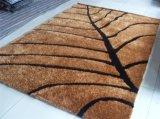 Handgemachtes 1200d Korea Silk Polyester-Shaggy Teppich Tianjin