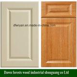 Peças para mobiliário de cozinha Peças de PVC MDF Kitchen Cabinet Door