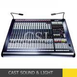 Mixer van DJ van de Stijl GB4-16 van 16 Kanaal van de levering de Audio Correcte