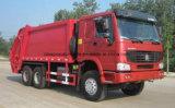 Sinotruk HOWO 20 CBM25 CBMの重いガーベージのコンパクターのトラック