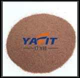 Sand-Starten und Wasserstrahlineinander greifen-Granat-Sand des ausschnitt-80