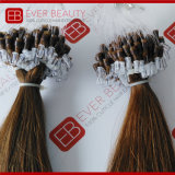 Estensioni pre legate dei capelli del ciclo con i capelli umani di 9A Remy