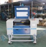Laagste CNC Metal Cutting Machine 600*400mm met Co2 Laser Tube van Ce Certificate Lowest Price Metal Cutting