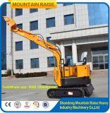 Gleisketten-Exkavator-Preis des China-Minigräber-800kg