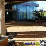 Passaggio pedonale esterno di Decking del PVC della pavimentazione di WPC