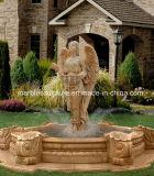 Fontana di acqua della signora Statue Marble di alta qualità (SY-108)