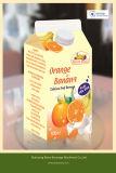 Máquina de relleno del lacre del líquido del yogur de la leche del jugo que capsula