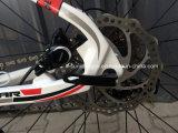 Bicicleta caliente de la montaña de la fibra del carbón de 2017 ventas con 30 velocidades