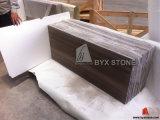 قهوة [بروون] قراميد خشبيّة رخاميّة لأنّ جدار وأرضية