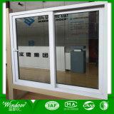 Профиля тавра Китая окно PVC верхнего сползая для здания