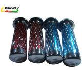 Ww-3501 Pièces de moto, Mix Color Alloy Grip de poignée de moto