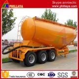 60m3 cimento Bulker/do cimento do petroleiro reboque maioria do caminhão Semi (PLY9560GFL)