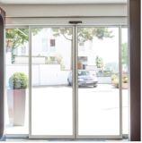 エネルギー銀製の機密保護の商業自動ドアを保存しなさい