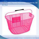 Almacenaje del acoplamiento de alambre que empila la cesta