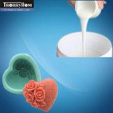 Силиконовая резина лечения платины для делать цветастые прессформы мыла
