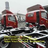 Sinotruk HOWO 4X2 camion del carico da 5 tonnellate con LHD/Rhd