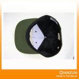 Sombrero 2016 del Snapback de Jean del bordado con su insignia