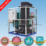 con Water Cooling Cylinder Ice Making Machine 20tons/Day Large Capacity