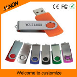 Heißes vorbildliches Twister USB-Blitz-Laufwerk mit einer Art Farben