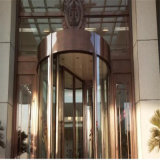 Feuille plaquée par bronze d'acier inoxydable de configuration de perle pour la décoration de construction