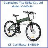 La montagna piegante poco costosa E-Bike/E di vendita calda di Mayatu 26inch mette in mostra la bici