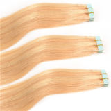 Menschenhaar Tape in Weft Hair Extensions