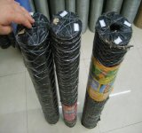 "1/2 "", 1 "" Galvanized&PVC ha ricoperto la rete metallica del pollame/la rete metallica del pollo"