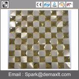 Mosaico di vetro blu delle mattonelle di mosaico del materiale da costruzione per la piscina