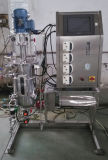 Fermentadora del acero inoxidable de la escala de laboratorio