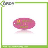 Cartão-chave de hotel de PVC RFID NFC impresso personalizado de alta qualidade
