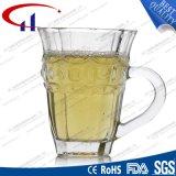 copo de café de vidro transparente do copo 130ml (CHM8161)