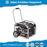 移動可能な銅線5.5kw携帯用力産業ガソリン発電機