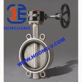 API/DIN/JIS hoher Perssure Wcb Flansch-elektrisches Drosselventil